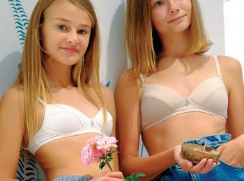Piękne biustonosze dla dziewczynek – jaki wybrać pierwszy stanik?